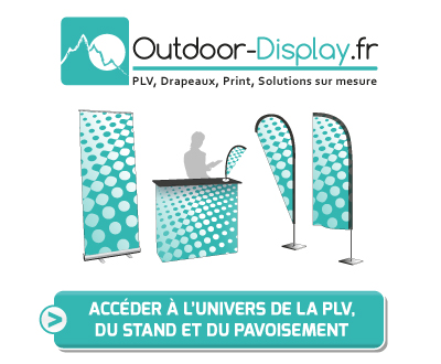 Outdoor Display une marque V1Group